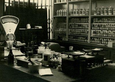 Farmacias antiguas